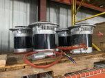 10 kw 1800 RPM Generators 4 Pole Copper Wound - SAE 5 - 6.5  for Sale $300