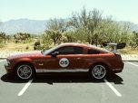 07 Mustang Barber