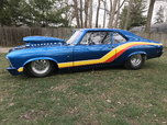 1970 Nova Chassis Car Cert to 8.50  for sale $39,000
