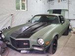 BAD ARCE 1971 CAMARO  for sale $30,000