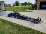 08 Hardin jr dragster  for sale $4,900