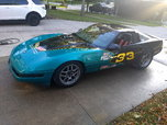 C4 Corvette RaceCar  for sale $10,500