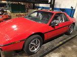 1984 Pontiac Fiero  for sale $3,500