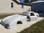 New 58 Corvette Fiberglass Body