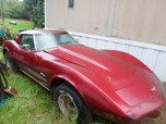 1978 Corvette Stingray 25th anniversary  for sale $4,500