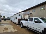48' T&E - living quarters trailer  for sale $60,000