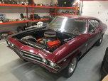 1969 Chevrolet Chevelle  for sale $13,500