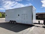 2015 Cargo Mate Eliminator 30' Stacker Trailer