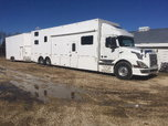 45' Volvo Custom Conversion RV with 30' King Cob  for sale $134,900