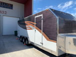 2012 24' Extra Height Enclosed Trailer  for sale $26,500