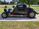 1933 PROSTREET COUPE F2 PROCHARGED  for sale $38,500