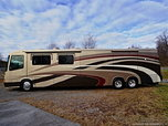 Motor Home and Stacker Trailer  for sale $139,999