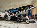 Own a piece of historyChuck Etchells Funny car  for sale $99,900