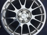CCW ALUMINUM TRACK WHEELS  for sale $1,600