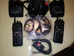 Motorola Racing Radios  for sale $415