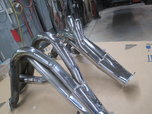 62-67 Chevy II Used Chrome Hooker Headers  for sale $400
