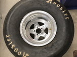 Weld Prostars with Hoosier QuickTime Pros  for sale $1,000