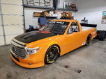 Very clean Show NASCAR TUNDRA  for sale $9,000