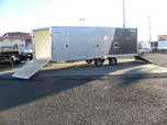 "New Mission 101"" x 22' Snowmobile Trailer  for sale $11,495"