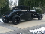 1933 ford roadster outlaw body and chassis sbc
