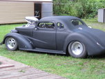 37 CHEVY BLOWN CPE  for sale $23,500