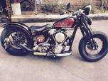 1947 Harley knucklehead  for sale $21,000