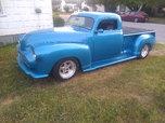 Beautiful 1950 Custom Chevy Truck, 350 Chevy Engine