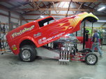 33 Willys Funny Car  for sale $60,000
