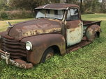 1951 Chevrolet Truck  for sale $2,500