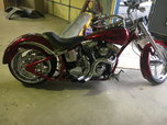 Harley Thunder Mountain Custom softail