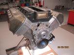 Fresh Hemi 540 Aluminum Supercharger Engine  for sale $25,000