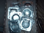 8 brand new  5,000lb  D-rings  for sale $40