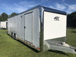 Model year closeout 2019 8.5 x 28' Quest Trailer