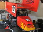 Open outlaw kart   for sale $9,500