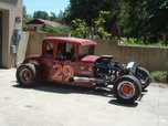 Model A    for sale $8,000