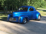 1941 Willys Pro Street  for sale $99,000