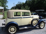 1931 Ford Model A  for sale $13,500