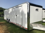 New 2020 8.5' x 28' ATC Race Trailer