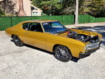 1971 Chevrolet Chevelle SS Race Car For Sale~750 Cert Chassi  for sale $77,995
