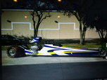 2006 MULLIS 4 LINK DRAGSTER ROLLING CHASSIS  for sale $15,000