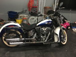 Softail Delux Motorcycle  for sale $7,000