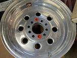15x9 weld draglites  for sale $400
