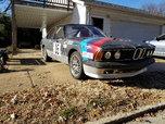 1983 BMW 635csi ChampCar/LeMons  for sale $5,000