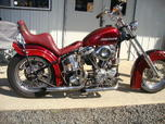 FS: 1950 Harley Davidson Panhead Chopper  for sale $10,850