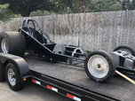 Funny car chassis Trade