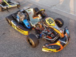 CRG Cadet go kart  for sale $5,000
