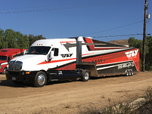 Very clean 2007 Trailer 1999 Kenworth T2000  for sale $59,000