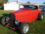"""32 FORD ROADSTER PICKUP!!!"