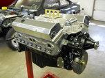 406 SBC, Eagle Crank & Rods, Brodix Aluminum Heads (New)