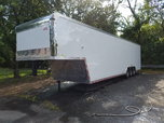 40 Ft Gooseneck Trailer like NEW for Sale $18,000